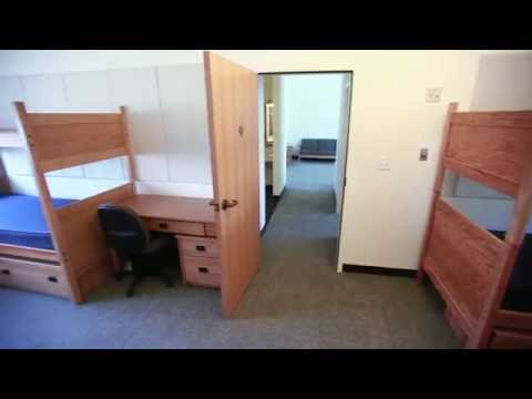 Sample UC Berkeley Suite (unoccupied)