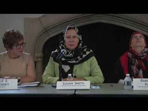 Women Confronting Islamophobia symposium 9/21/16