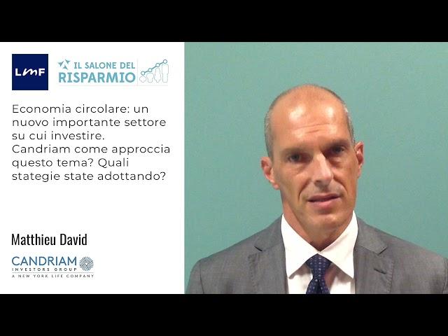 SdR21 - Matthieu David (Candriam)