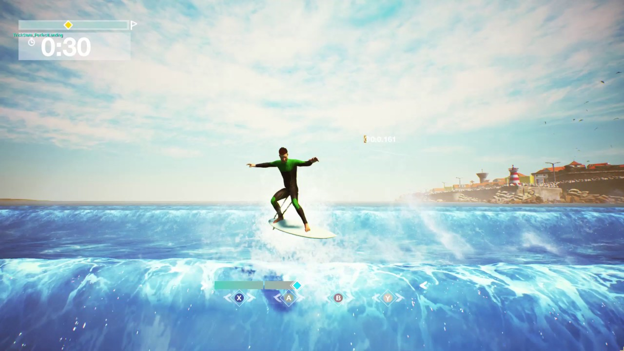 Surf xbox one