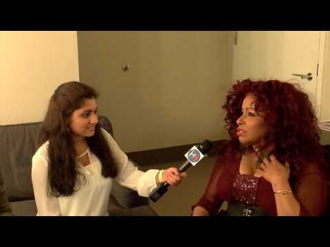 Chaka Khan Interview With Hubbers