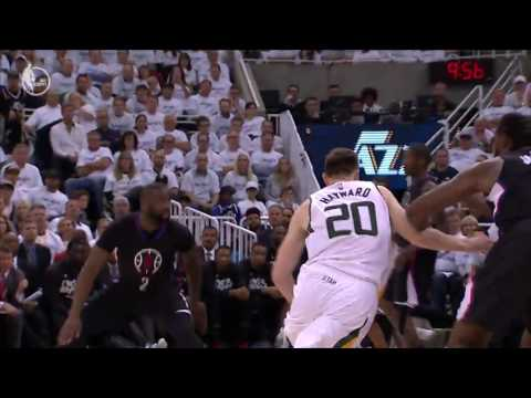 Los Angeles Clippers vs Utah Jazz R1G3 | April 21, 2017 | NBA Playoffs 2017