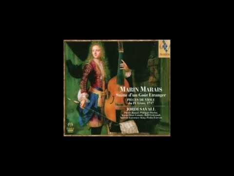 Marin Marais: Muzette IV.72