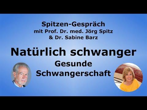 Spitzen-Gespräch - Natürlich Schwanger - Gesunde Schwangerschaft - Mit Sabine Barz