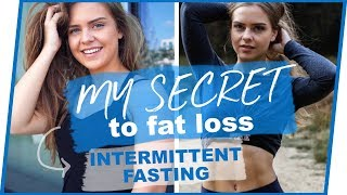 MY SECRET TO FAT LOSS - INTERMITTENT FASTING || GETTING FIT - series EP. 4