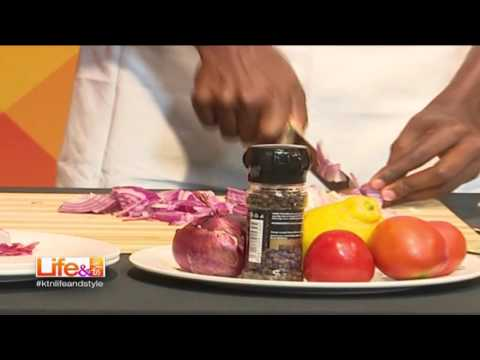Life and Style: Health and Wellness with Chef Abdalla 7112016