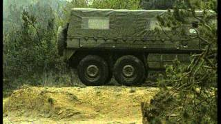 Steyr-Puch Pinzgauer Promotional Video thumbnail