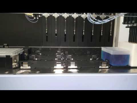 Perkin Elmer Janus Expanded AJL8001 Liquid Handler, Instrument Video - 9989