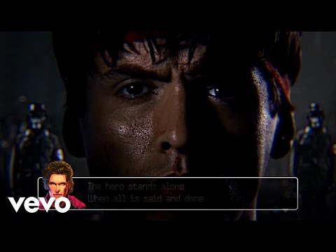 David Hasselhoff - True Survivor (Lyric Video)