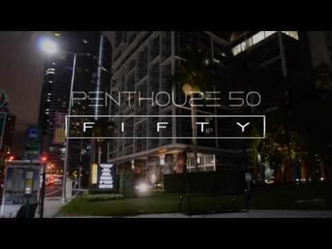PENTHOUSE 50 FRIDAYS   The Hottest Spot in Brickell !!! Miami, Club, Nightlife, Upscale