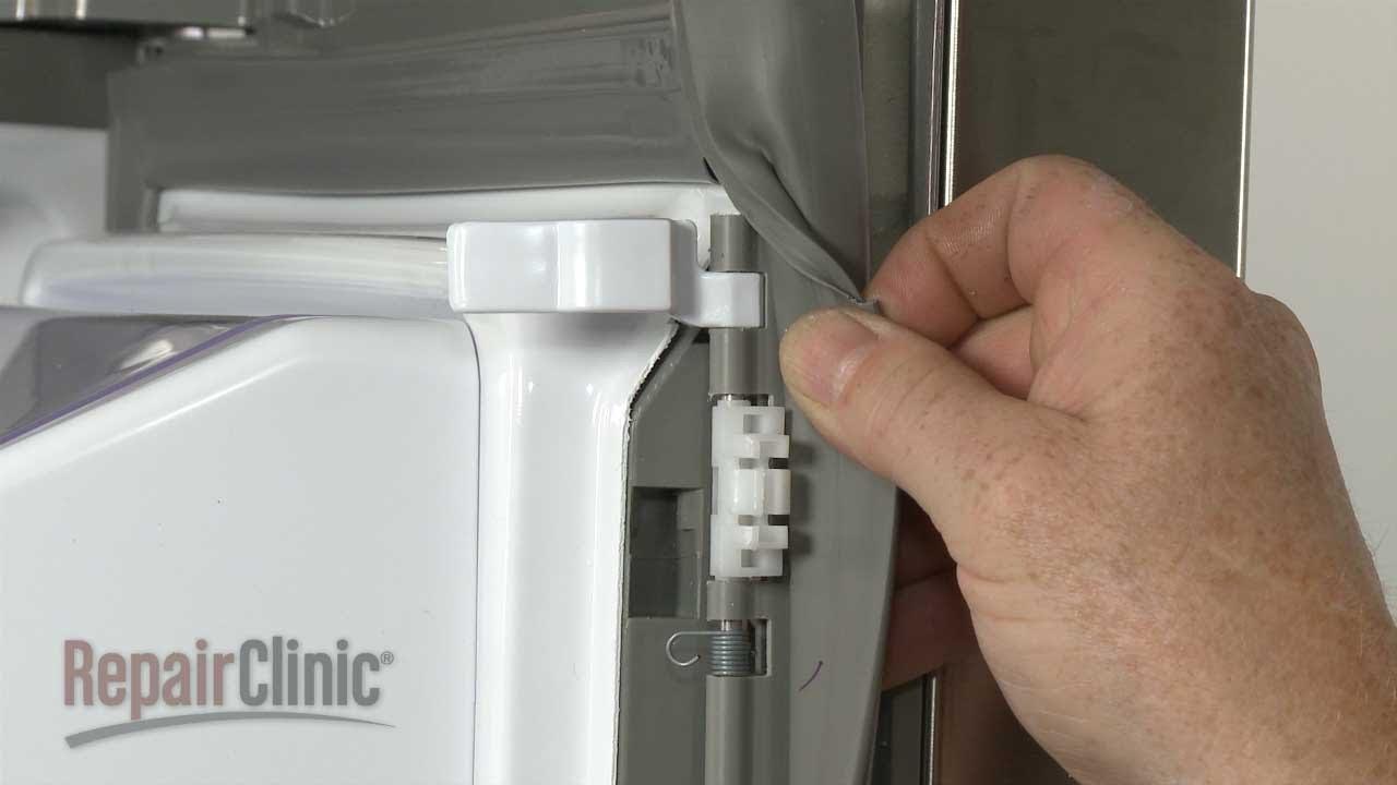 Fridge Right Door Latch Replacement  LG Refrigerator