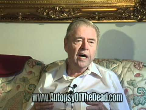 Bill Burchinal AUTOPSY of the DEAD Deleted Interview Clips Night Of The Living Dead