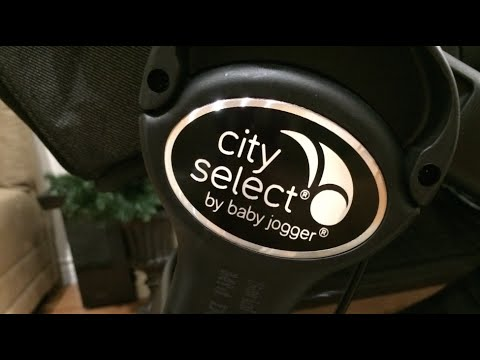 Baby Jogger City Select + Chicco Keyfit 30 Car Seat Reveal And Set Up!