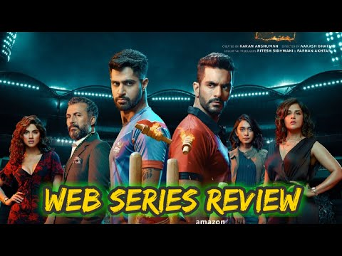 Inside Edge Season 2 | All Episodes Review | Inside Edge Season 2 Amazon Prime Web Series Episodes |