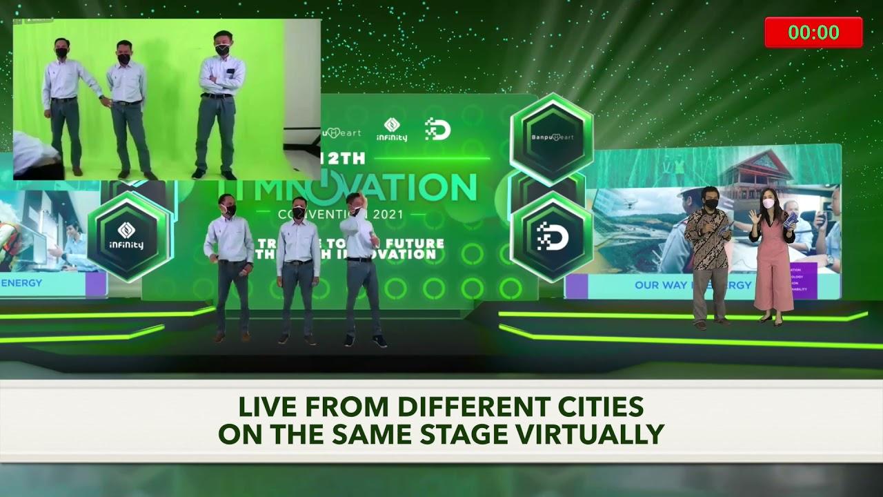 Jarak Boleh Jauh, Panggung Tetep Jadi SATU : PT Indo Tambangraya Megah (ITM) Virtual Convention 2021