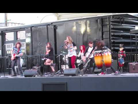 Wasted Years - Iron Maiden - School of Rock - 3/23/2014