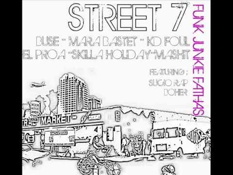 mashit- vida y poesia street 7 (buse beats)