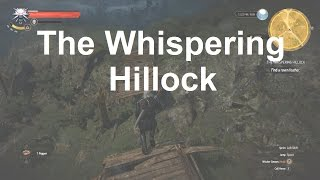 Find a Raven Feather - The Whispering Hillock - The Witcher 3 Wild Hunt
