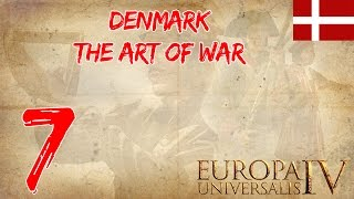 Europa Universalis IV: The Art of War (Denmark) - Vinland Wins #7