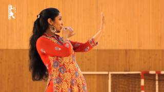 London thumakda dance steps
