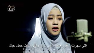 El-Mighwar Gambus - Ai khodijah - Ummi Tsuma ummi (With Lyrics).mp3