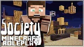 Überreste der Stadt | #11 Minecraft Society | Balui | Minecraft Roleplay