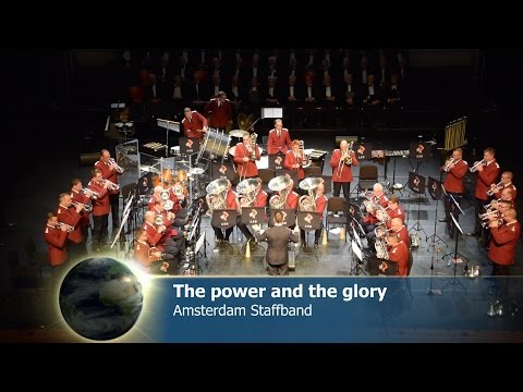 The power and the glory - Amsterdam Staffband - 2016 10 29