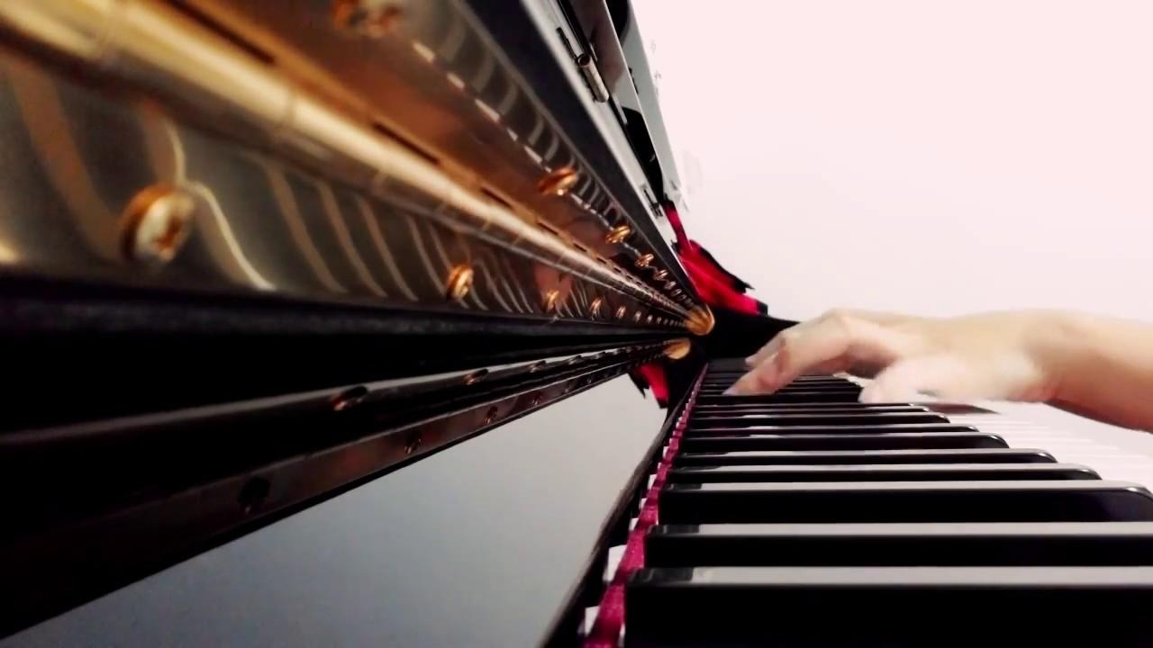 情未央-崔子格 鋼琴版《秦時麗人明月心-插曲》 - YouTube