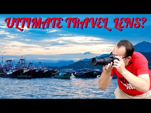 Single Camera & Lens - Travel Photography