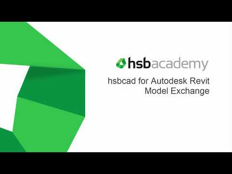 Revit | Exporter (Video)* – hsbcad academy