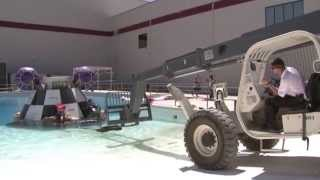 Engineers Test CST-100 Water Recovery Techniques