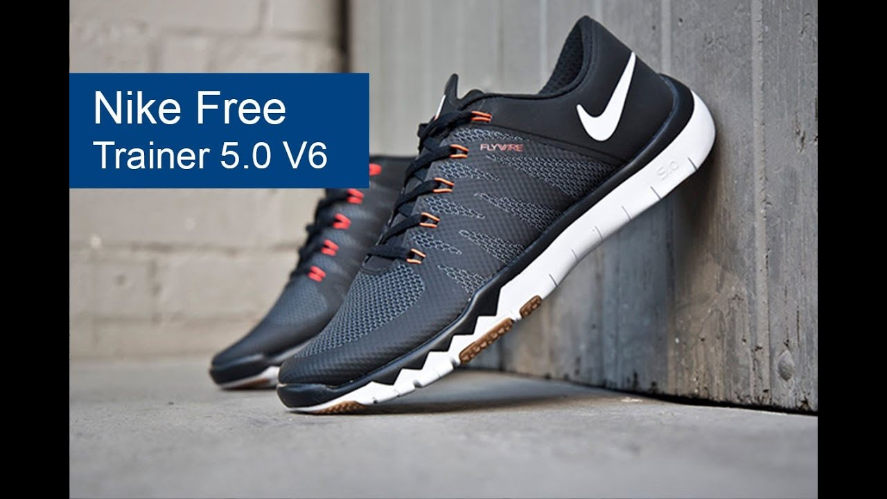 what is the nike free trainer v6
