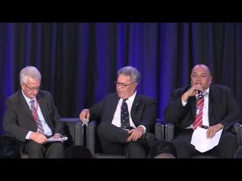 Pacific Energy Conference June 2016 - Plenary Session One