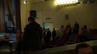 Прямая трансляция воскресного служения. Церковь