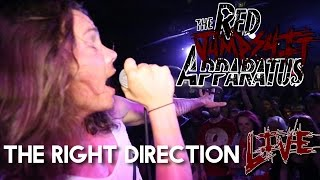 The Red Jumpsuit Apparatus - The Right Direction (Live Video)