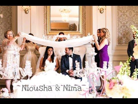 Persian Wedding -- Nima and Niousha -- 1000 Years