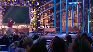 Сосо Павлиашвили и Елена Воробей школа