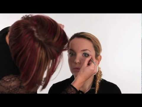Make up tips to make your eyes appear bigger, wider, brighter and more almond shape