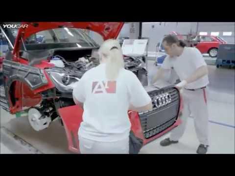 Short Film About Audi Farsi HD 2017