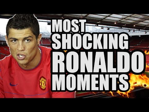 Cristiano Ronaldo's Most Shocking Moments