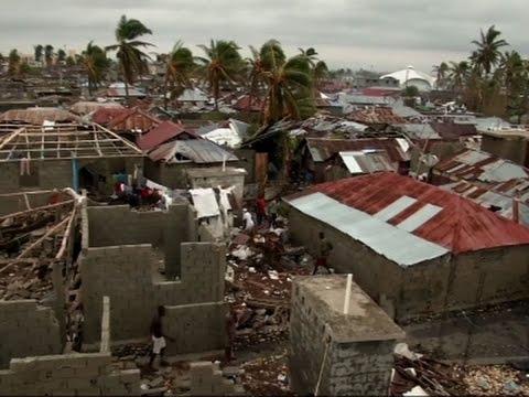 Haiti Devastated by Hurricane, Death Toll Rises