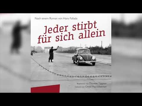 Jeder stirbt für sich allein YouTube Hörbuch auf Deutsch