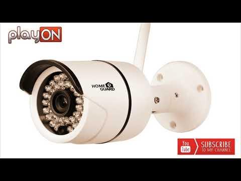 Camera Supraveghere IP Wireless HOMEGUARD HGWOB751 HD