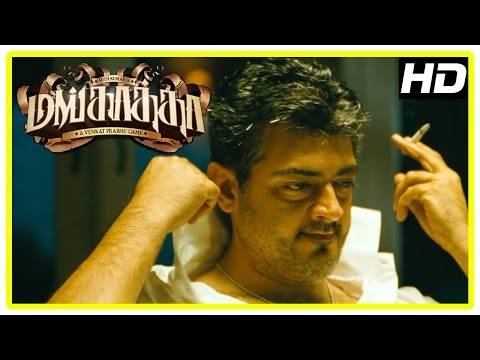 Mankatha Tamil Movie | Ajith Plans to kill Premgi and his friends for money | Vaibhav | Mahat