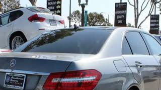 2010 Mercedes-Benz E-Class E350 4MATIC (Lawndale, California)