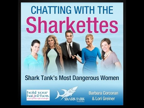 Lori Greiner & Barbara Corcoran Interview together with Hold Your Haunches from Shark Tank