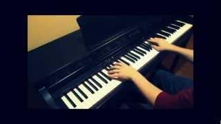 Marteria, Miss Platnum & Yasha - Lila Wolken [Piano cover]