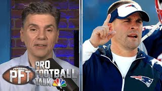 What If: Josh McDaniels becomes Indianapolis Colts head coach | Pro Football Talk | NBC Sports