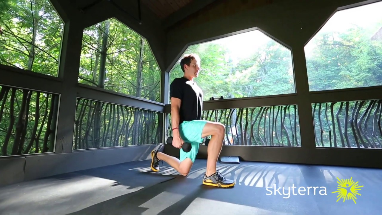 Movement Library: The Lunge