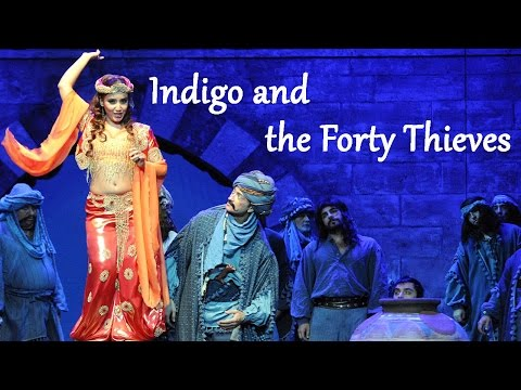 Opera Indigo and the Forty Thieves [Johann Strauss Jr] Complete
